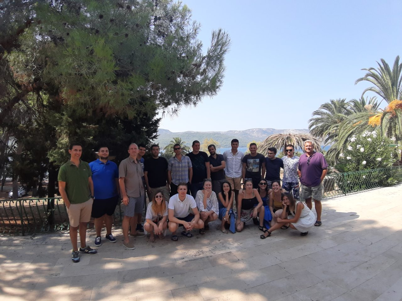 Dr. Rok Zupančič invited speaker at the International Summer School in Hvar, Croatia