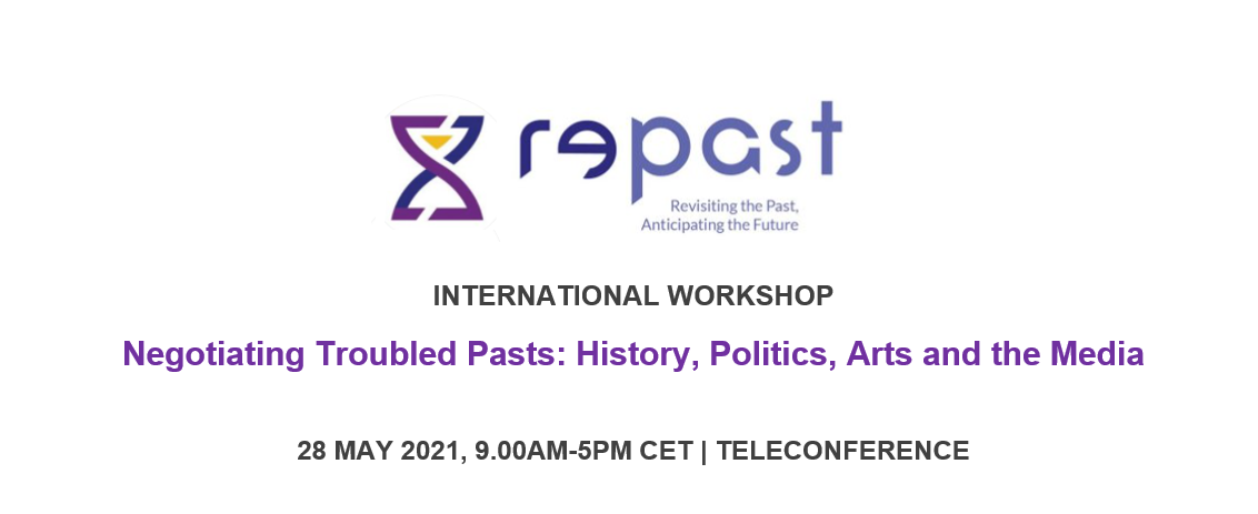 H2020 RePAST Project Holds International Workshop on 28 MAY 2021
